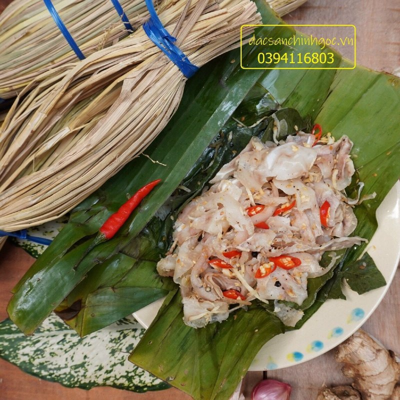Tré là gì? Cách trộn tré Bình Định. Mua tré ngon ở Sài Gòn